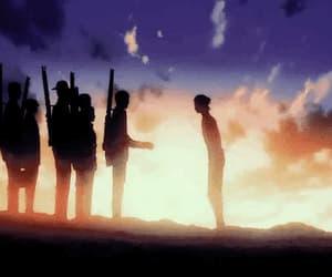 anime, season 4, and final season image