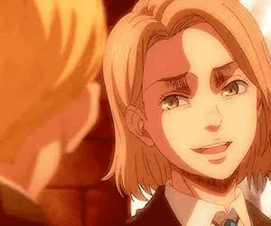 gif, shingeki no kyojin, and cute image