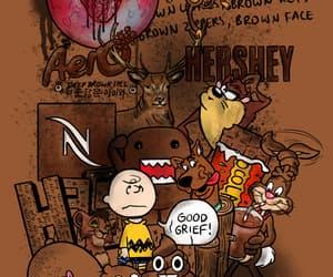 art, brown, and chris brown image
