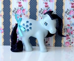 kawaii, applejack, and my little pony image