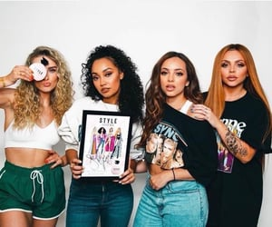 artist, icon, and little mix image