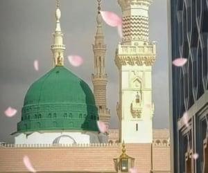 islam, muhammad, and المسجد النبوي image