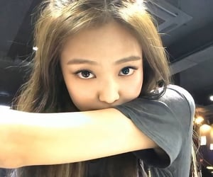 icon, kpop, and jennie kim image