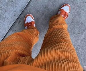orange, streetwear, and everyday look image