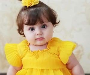 babies, cute girl, and kids image