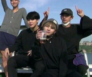 funny, agust d, and suga image