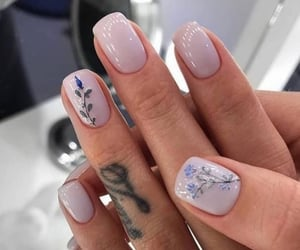 fashion, fancy, and nails art image