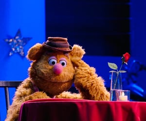 the muppets and fozzie bear image