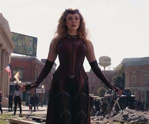 Avengers and wandavision image