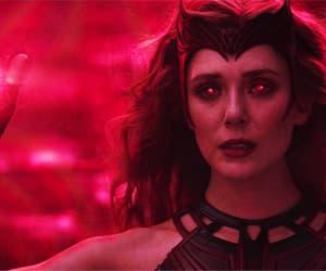 Avengers, vingadores, and elizabeth olsen image
