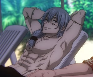 anime, anime boy, and mahito image
