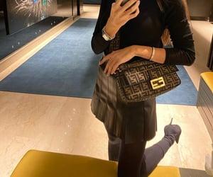 accessories, bag, and elegant image