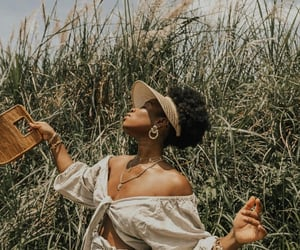 black women, Dream, and fashionable image