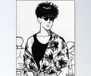 japanese, manga, and eiji okumura image
