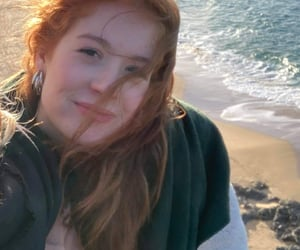 beauty, naturel, and redhair image