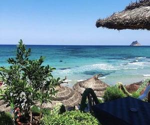 beach, tunisia, and north africa image
