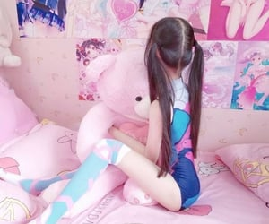 asian, plushie, and ulzzang image