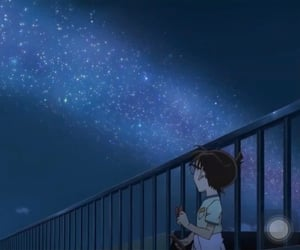 anime, conan, and detective conan image