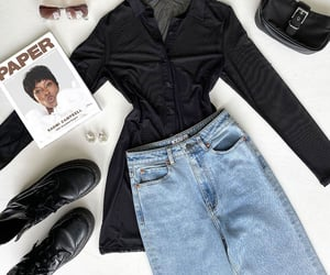 bag, chanel, and clothes image