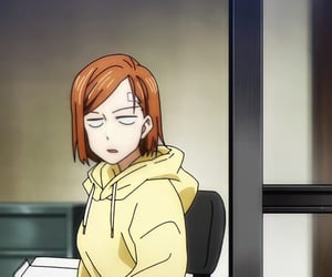 anime, funny, and jjk image
