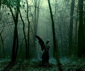 mystery, Darkness, and gothic image