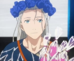 viktor, yuri on ice, and anime image