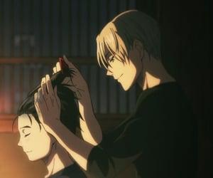 anime, yoi, and gay image