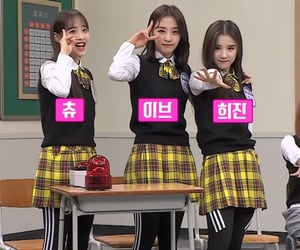 yves, chuu, and heejin image