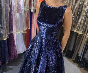 gowns, party dress, and dress image