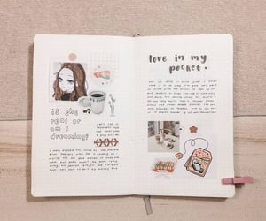 inspo, bujo, and inspiration image