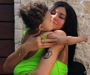 kylie jenner, baby babies, and lové image