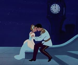 cinderella, couple, and love image