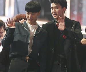 exo, kai, and jaehyun image