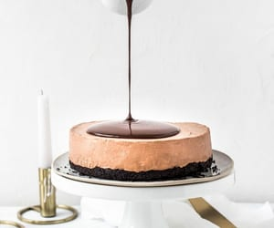 chocolate, food, and bakverk image
