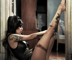 Amy Winehouse, brazilian girl, and not her image