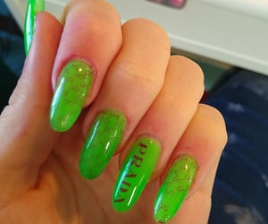 aesthetic, gucci, and nail art image