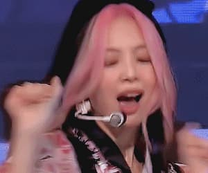 gif, jennie, and stage image