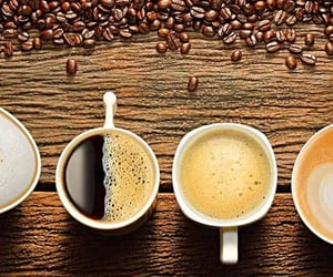 coffee and coffee-beans image