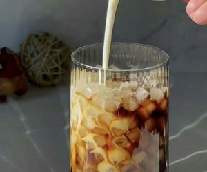 coffee, iced coffee, and cold brew image