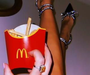 food, like, and model image