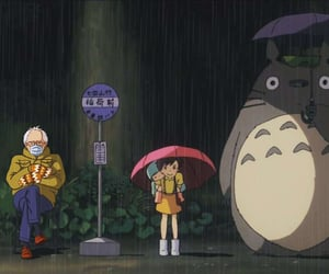 chair, totoro, and funny image