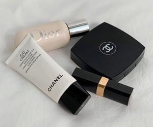 cosmetics, Foundation, and lipstick image