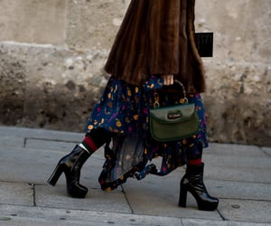 boots, street, and style image