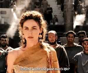 gif, gladiator, and rome image