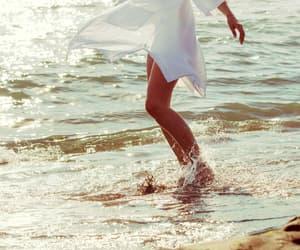 moodboard, ocean, and summer image