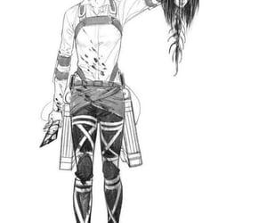 anime, fanart, and sad image