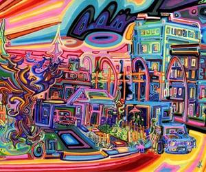 art, bohemian, and city image