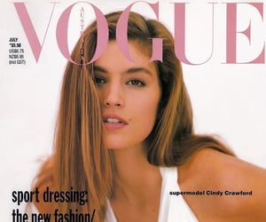 80s, 90s, and cindy crawford image