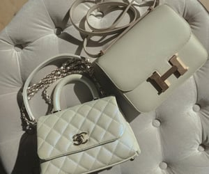 chic, hermes, and style image