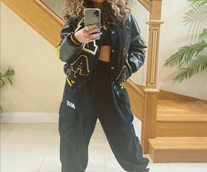 performer, jesy nelson, and curls image